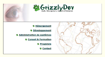Ancienne version de GrizzlyDev