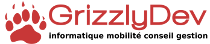 GrizzlyDev Logo